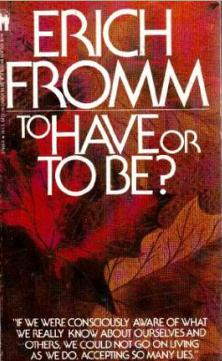 To Have or to Be