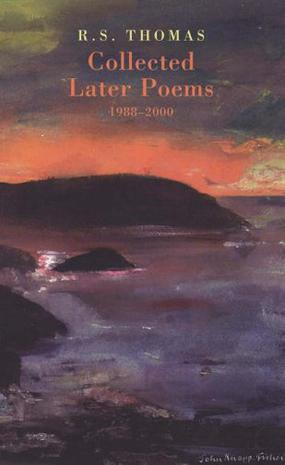 Collected Later Poems, 1988-2000
